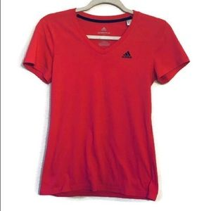 Adidas Ultimate 2.0 Coral short sleeved t shirt XS